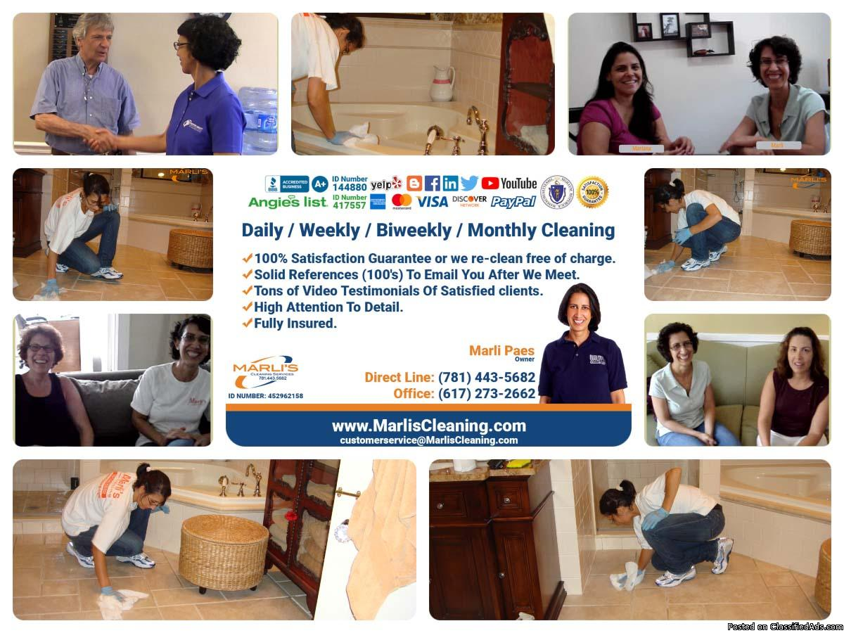 House Cleaning Services Newton