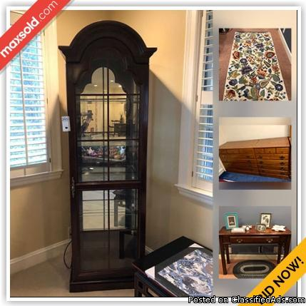 Newton Downsizing Online Auction