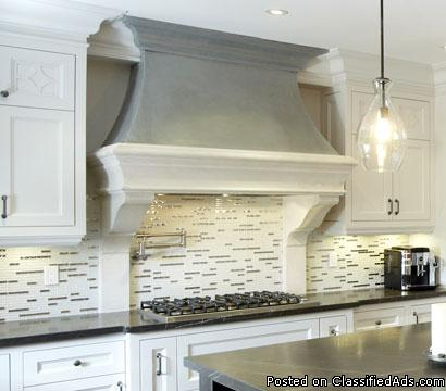 Shop Stone Kitchen Hoods Online Today!