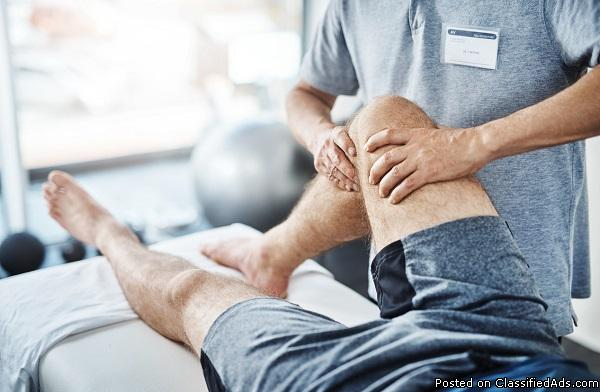 Radial Shockwave Therapy in Edmonton