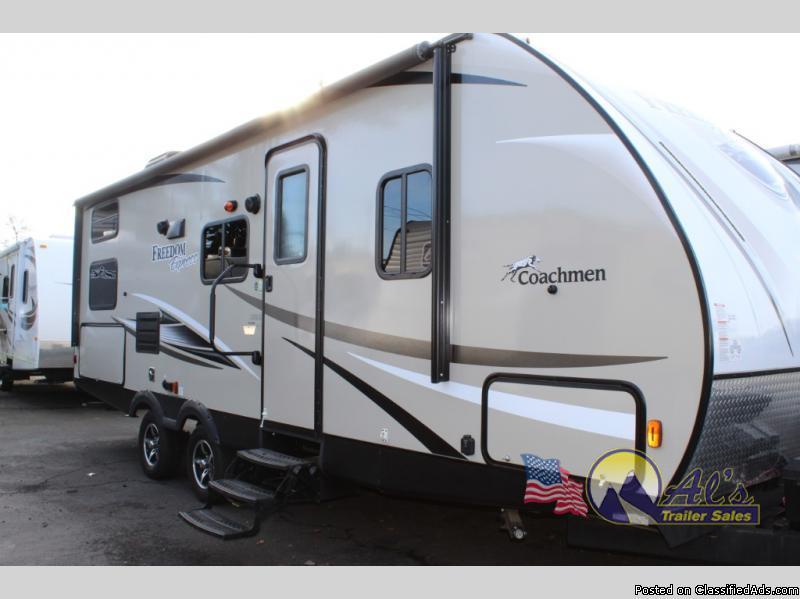 Used  Coachmen RV Freedom Express 257BHS x