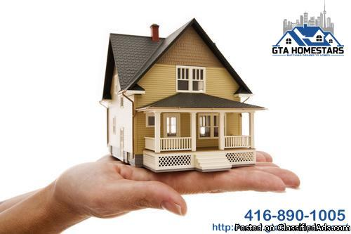 Buy Home in Toronto