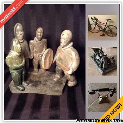 Victoria Downsizing Online Auction