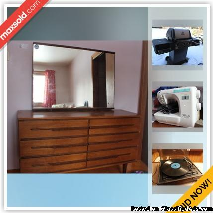 London Downsizing Online Auction