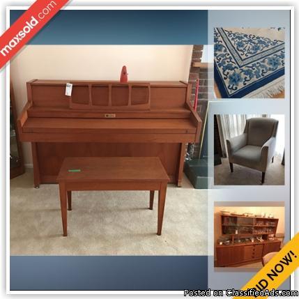 Ottawa Estate Sale Online Auction