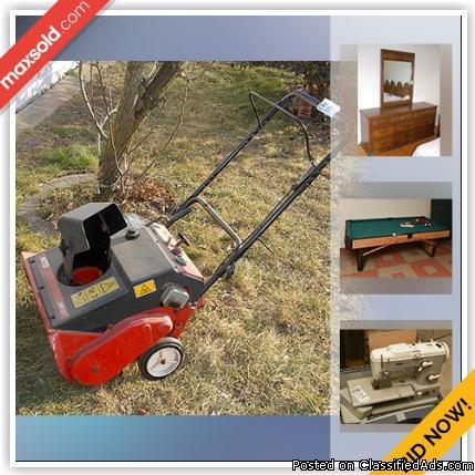 Etobicoke Estate Sale Online Auction