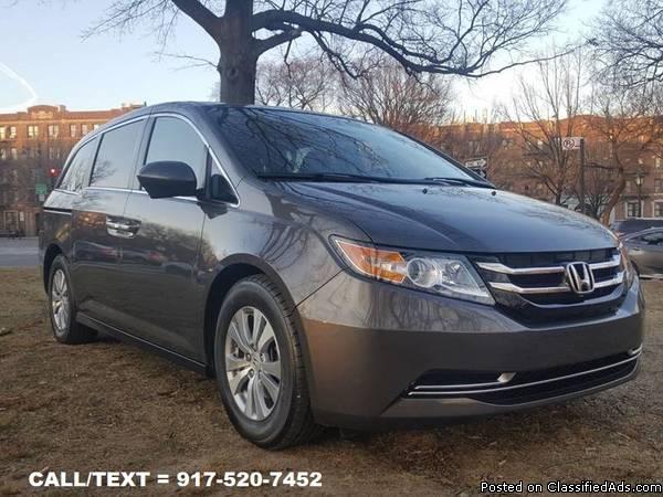 Honda Odyssey EX-L W/ Navigation $