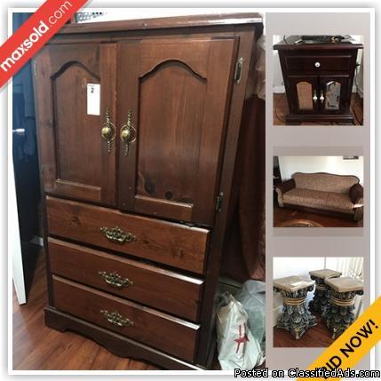 Surrey Moving Online Auction