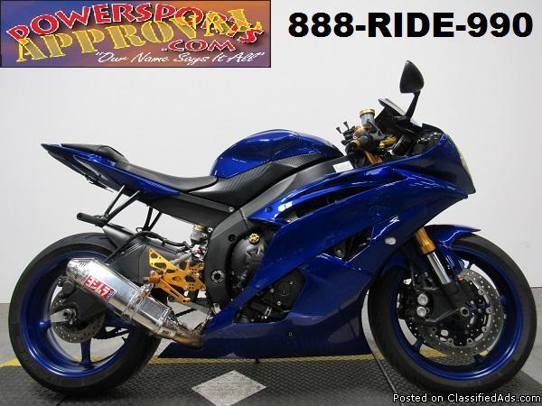 Used  Yamaha R6 for sale in Michigan U