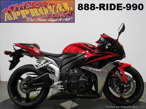 Used Honda CBR600 for sale in Michigan U
