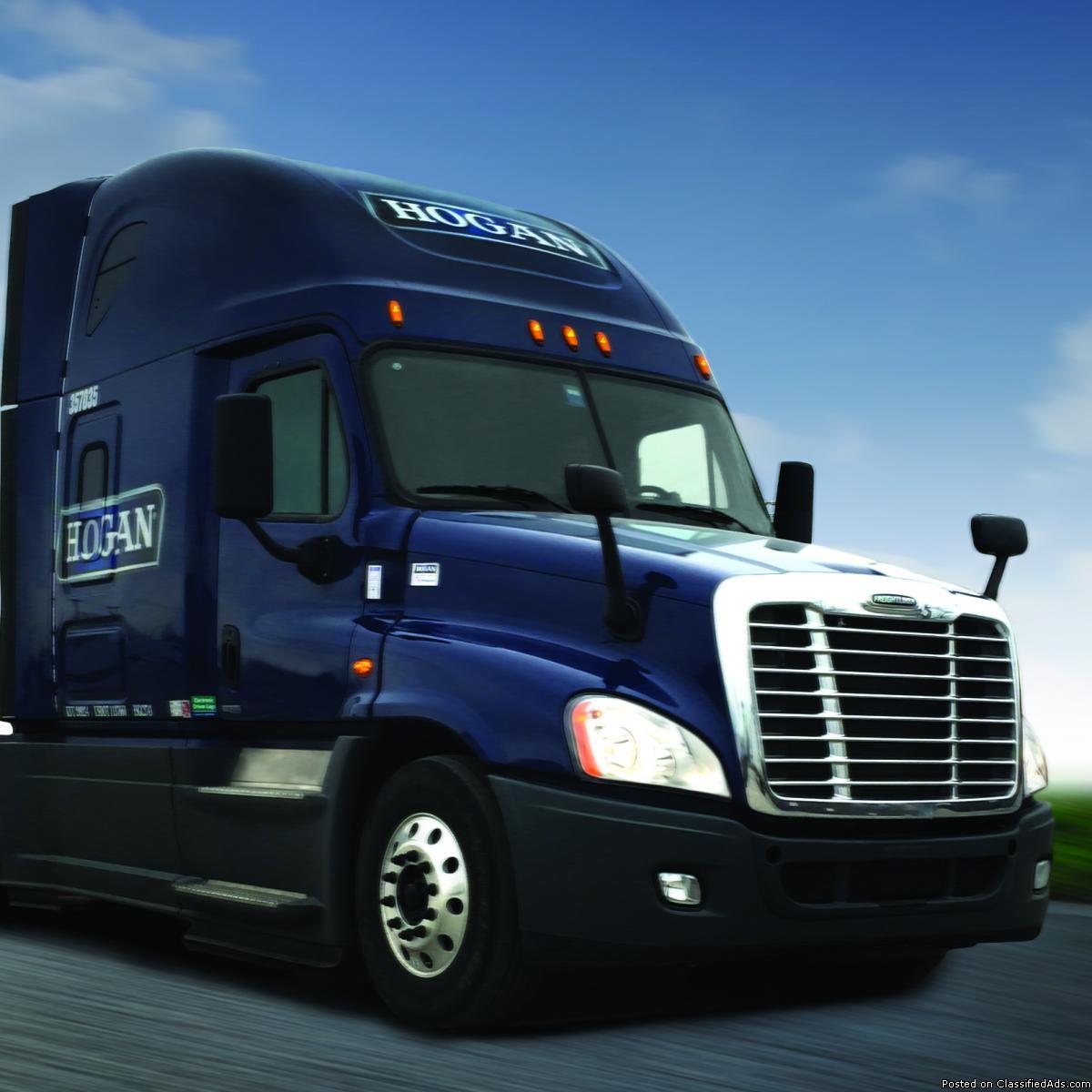 Class A CDL Truck Driver