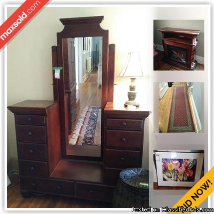 Kingston Moving Online Auction