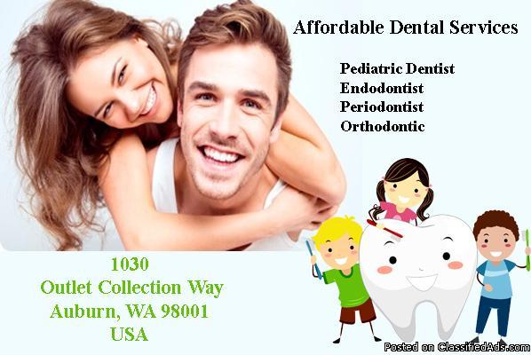 Affordable Dental Services Auburn | All On 4 Dental Implants