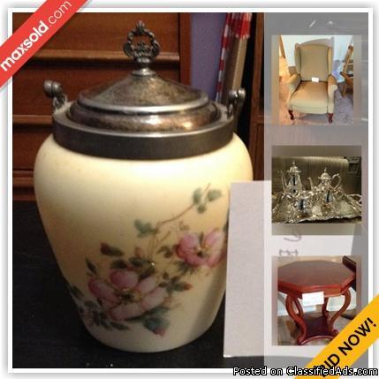 Webster Estate Sale Online Auction