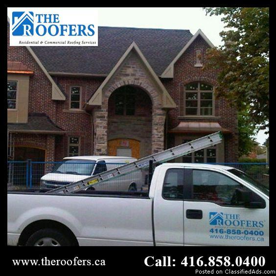 Mississauga Roofing Contractor | Roofer Inspection | Canada