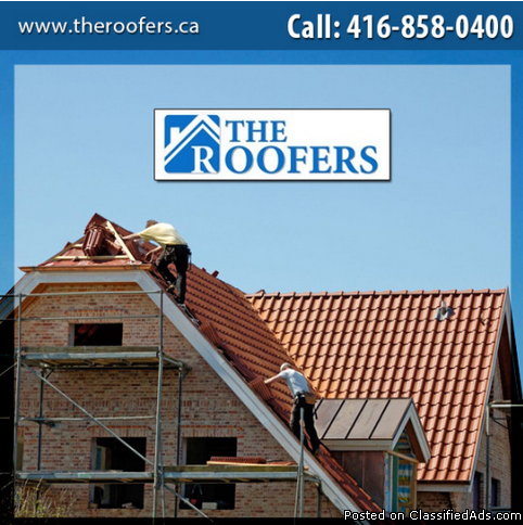 Roof Repair in King City| The Roofers