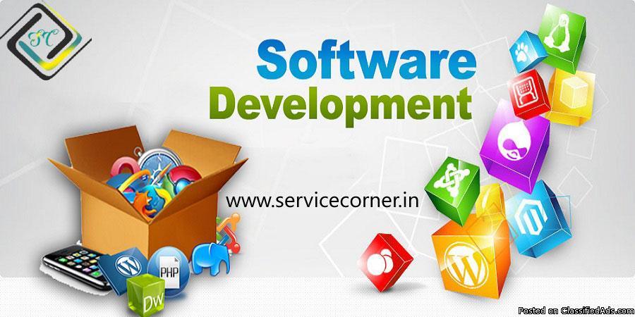 Software Development Company in Lucknow-Service Corners