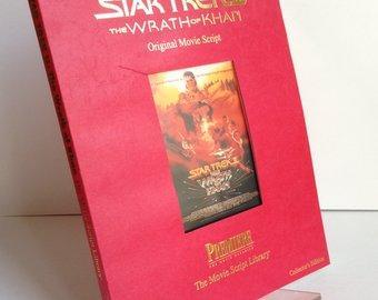 4 STAR TREK MOVIE SCRIPTS