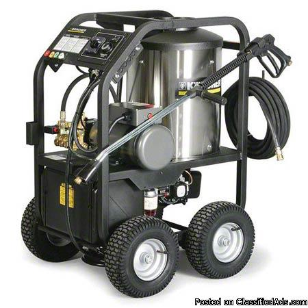 A leading distributor of hot water pressure washer