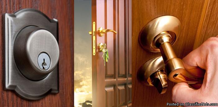 Open 24/7 Locksmith Services By Zanjo