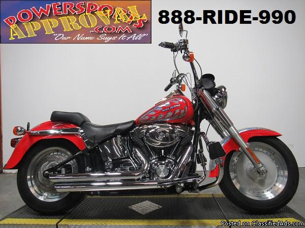 Used Harley Fat Boy for sale in Michigan U