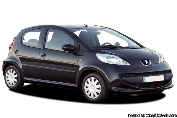 Crete Car Rental | MYTHOS Car Rentals