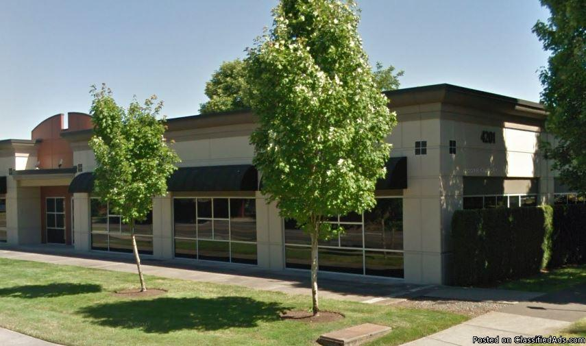 Office Space for Lease, Vancouver WA