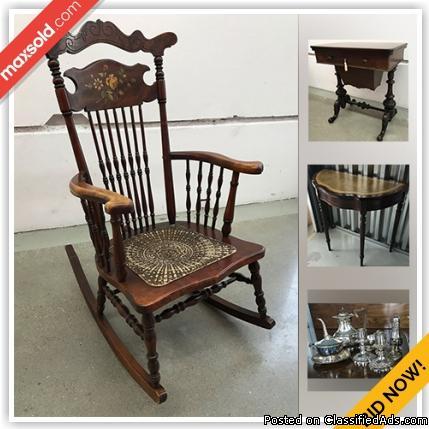 Toronto Estate Sale Online Auction