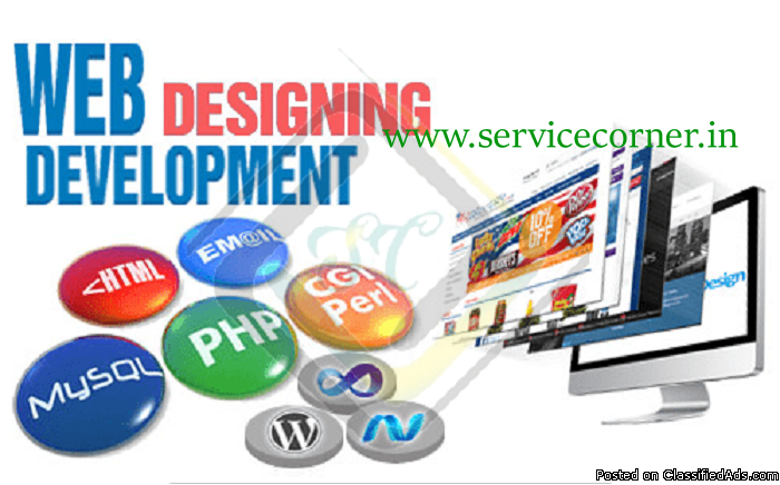 Website Design Company in Lucknow-Service Corners