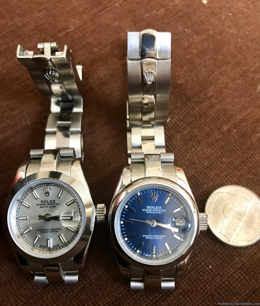 NEW Fashion ladies Rolex watch(s)