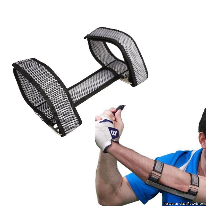 golf accessories online | golf arm motion correction belt