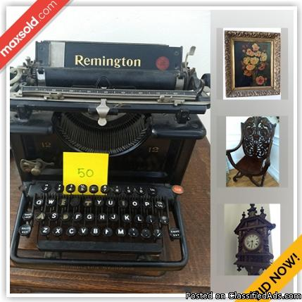 Southborough Downsizing Online Auction