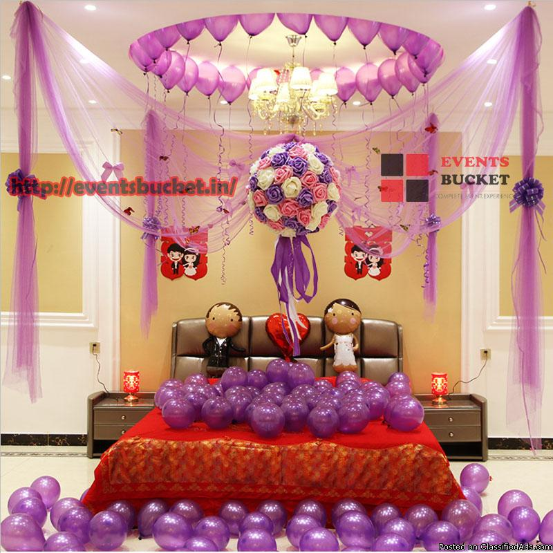 #Balloon Decoration Services in Lucknow – Events Bucket