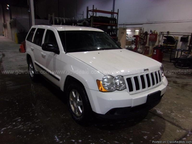 Jeep Grand Cherokee Laredo 4WD
