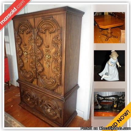Toronto Estate Sale Online Auction