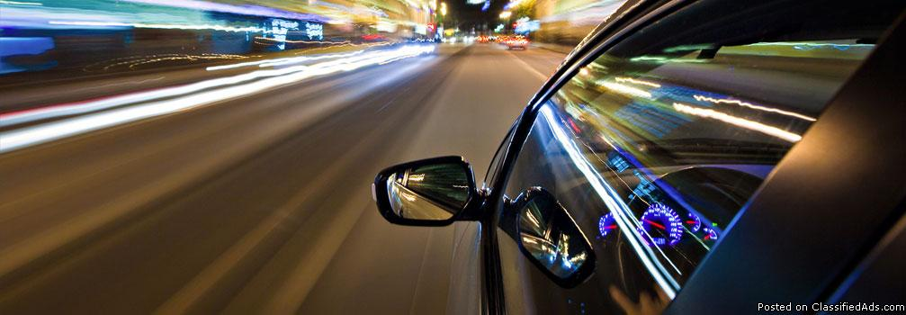 To get the best training of vehicle driving choose