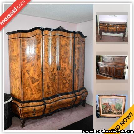 Bewdley Downsizing Online Auction