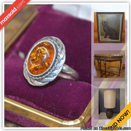 Colborne Downsizing Online Auction