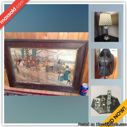 Mississauga Downsizing Online Auction