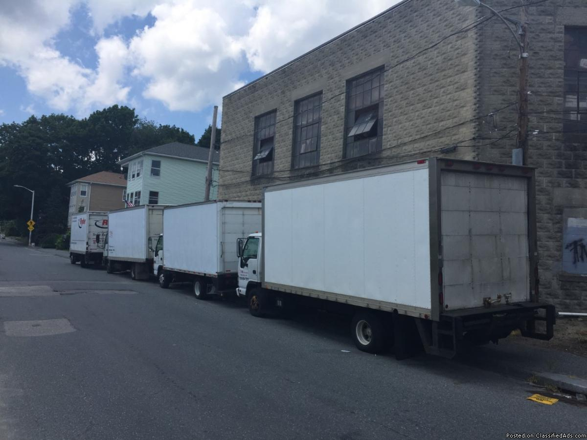 RED EAGLE MOVING AND DELIVERY
