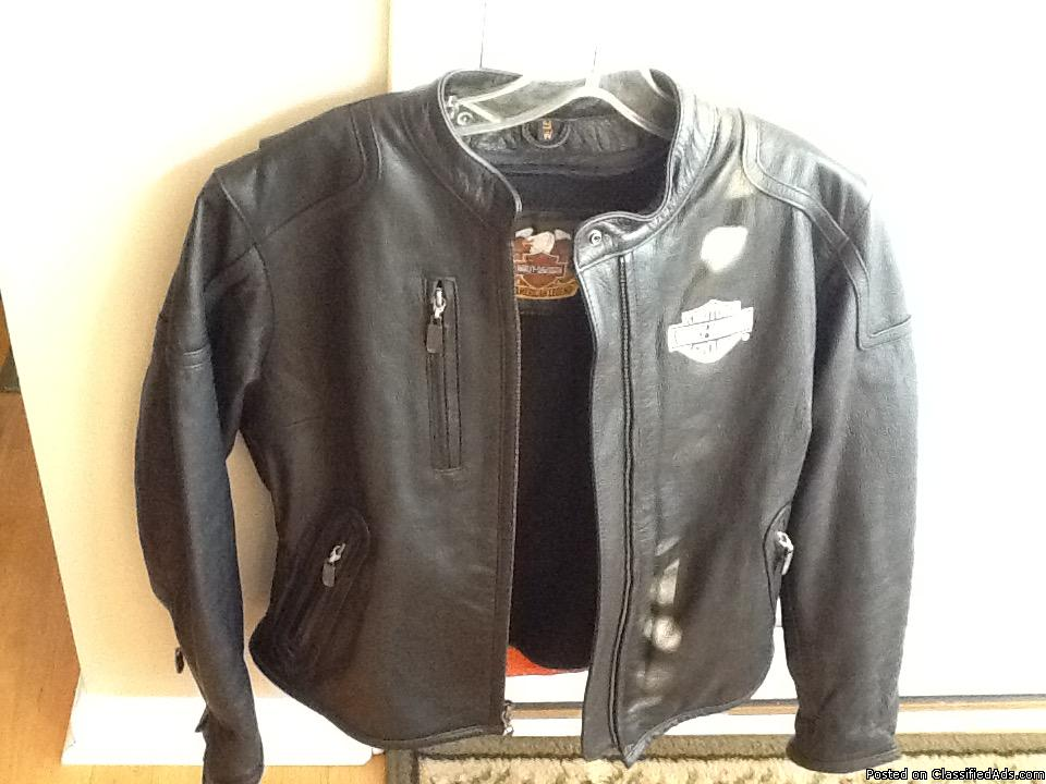 Harley Davidson Leather Jackets