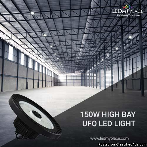 The Best New 150w High Bay UFO LED Light On Sale