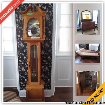 Elgin Moving Online Auction