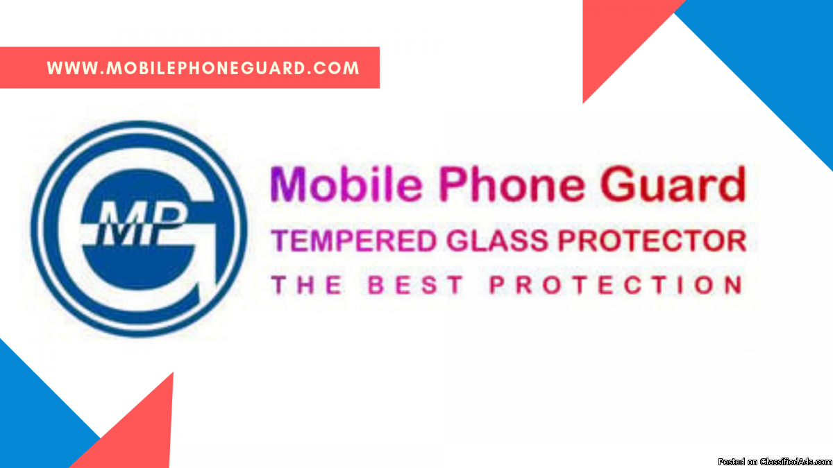 Tempered Glass Phone Covers | MobilePhoneGuard