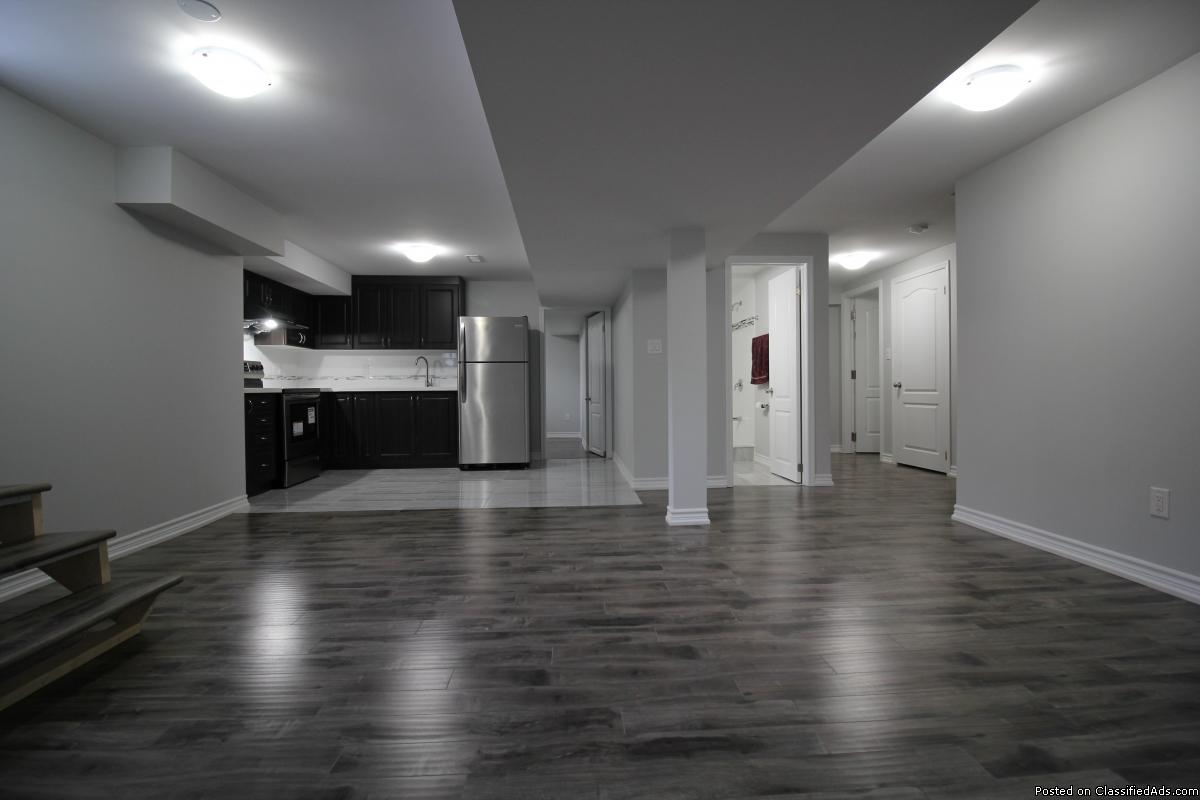 Brand new LEGAL 2 bedroom apartment
