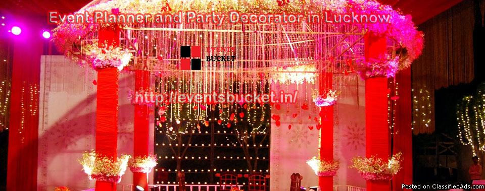 Event Planner and Party Decorator in Lucknow – Events