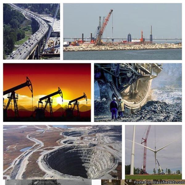 Find construction jobs Edmonton