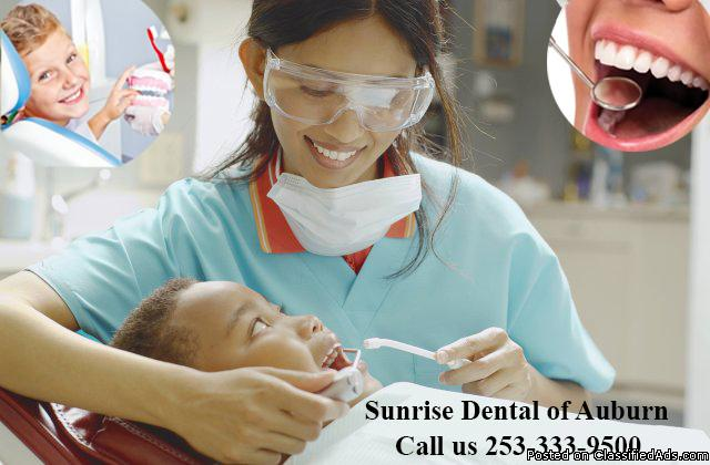Sunrise Dental of Auburn | All on 4 dental implants