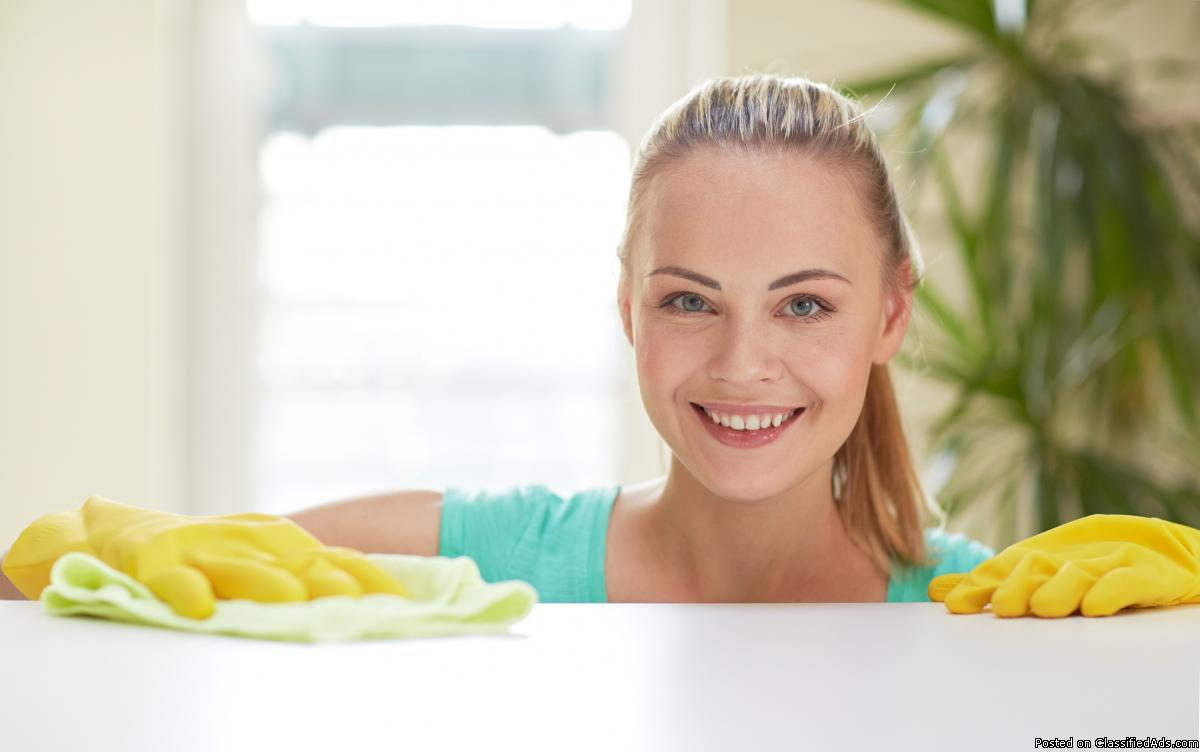Groovy Maid House Cleaning Service. Recurring Discounts!