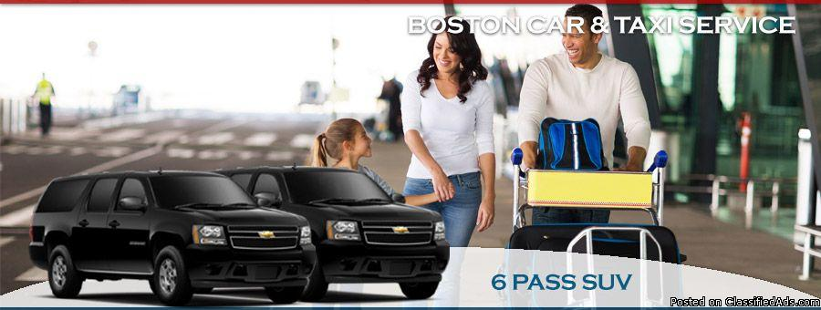 Book Logan Airport Taxi and Car Service at just $1